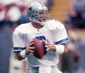 True or False: Troy Aikman was the #1 draft pick for the Dallas Cowboys back in 1989 when they selected him.