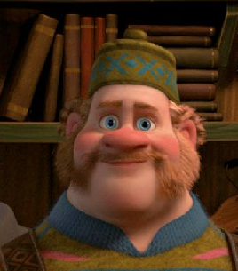 Who voiced Oaken?