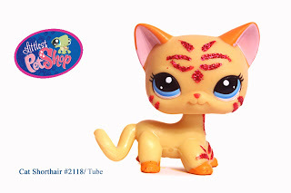 I have this LPS. What did I name it?