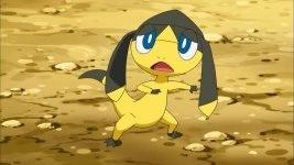 Name the Pokemon's English name