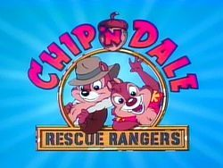"""What year did """"Chip 'N' Dale's Rescue Ranger"""", premiere on television"""