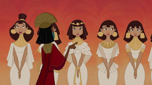In the earlier version of the Emperor's New Groove, who was the emperor supposed to love?