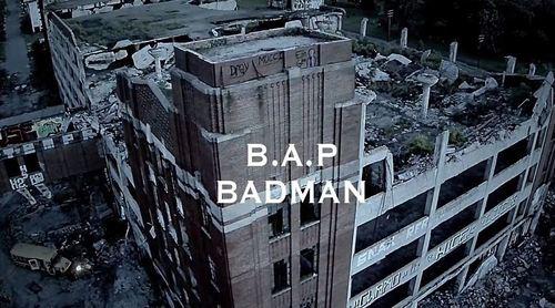 What city did Badman M_V take place?