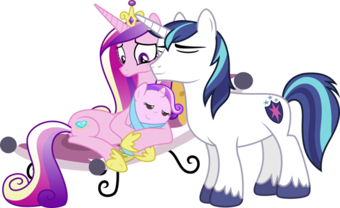 Have Cadence and Shining got married?