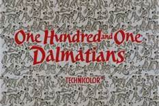 """What 年 was the 迪士尼 cartoon, """"One Hundred And One Dalmatians"""", released"""