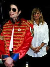 What year were Michael and second wife, Debbie Rowe married
