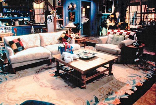 What TV প্রদর্শনী is this apartment from?