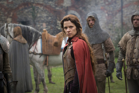 Who plays Margaret of Anjou?
