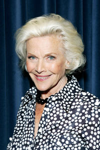"""Honor Blackman portrayed Pussy Galore in the 1964 Bond film, """"Goldfinger"""""""