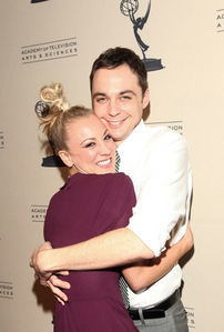 Jim Parsons with...