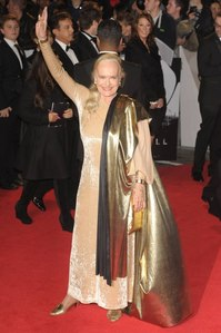 """Shirley Eaton portrayed Jill Masterson in the 1964 Bond film, """"Goldfinger"""""""