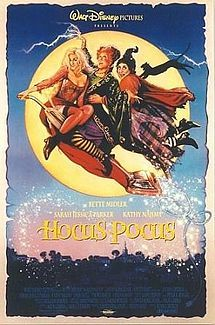"What an was the Disney film, ""Hocus Pocus"", released"