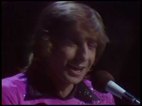 "What song did Barry perform live on ""The Midnight Special"" back in 1975"