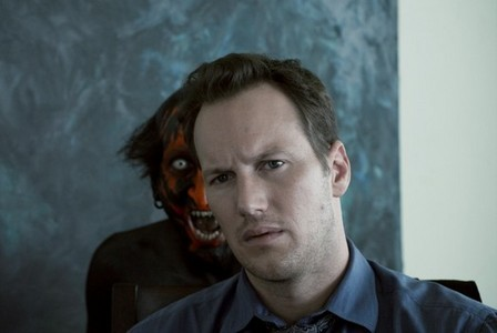 What was the name of the dimension that Patrick Wilson enters at the end of Insidious?