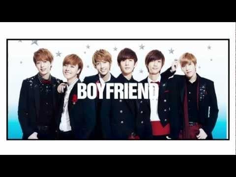 Kpop boyfriend group quiz