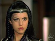Who did Adelaide Kane (Cora) Play on Power Rangers: RPM?