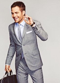 """InStyle 2010 interview. Finish Chris' quote: """"I definitely have a propensity for _______."""""""