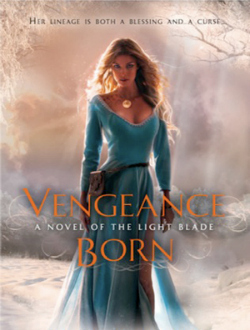 """Who is the author of """"Vengeance Born""""?"""