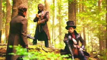 "2x05 ""The Doctor"", true or false. Rumplestiltskin, Dr. Frankenstein and Jefferson, truly wanted  to help Regina bring back Daniel."