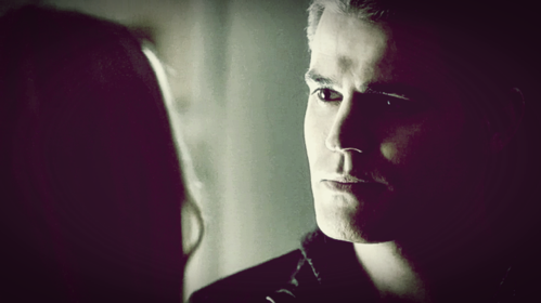 In this picture Stefan is with ...