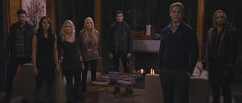 Was Emmett in this scene?