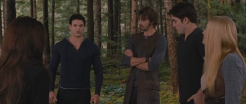 What did Emmett say here?