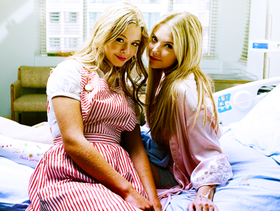 What nickname did Alison give Hanna?