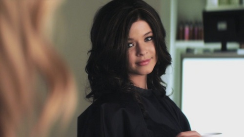What is the name of Alison's alter ego?