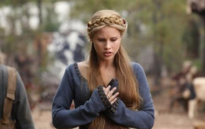 Who is the actress that portrays Rebekah?
