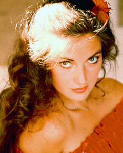"""Jane Seymour was just 22 years old when she portrayed physic, Solitaire, in the 1973 Bond film, """"Live And Let Die"""""""