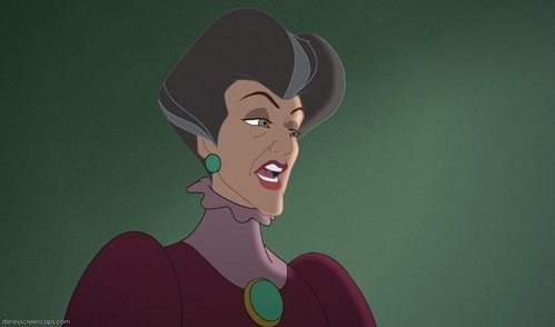 Who is this Disney cartoon villainess