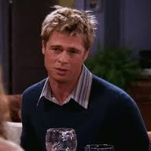 What was name of Brad Pitt's character??