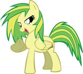 Who is this pony?