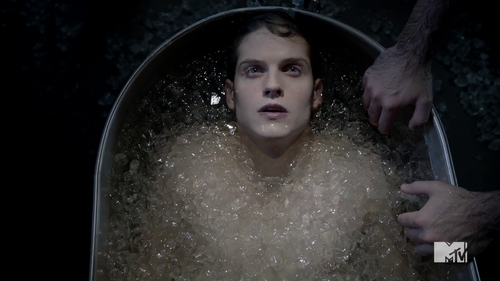What was Isaac trying remember in this scene
