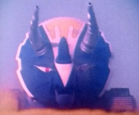Who has the power of the Ticeratops