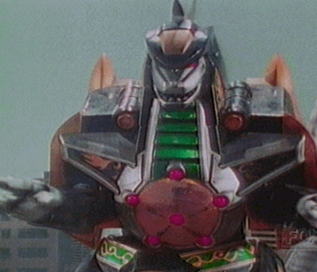 Who has the power of the DragonZord.