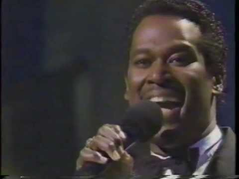 "Luther Vandross was a featured performer at Michael Jackson's ""30th"" Anniversary concert at Madison Square Garden back in 2001"