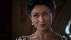 What is the name of this woman who is Snow's mother, Emma's grandmother, and Henry's great-grandmother?
