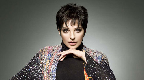 Liza Minnelli has been referred to as the...