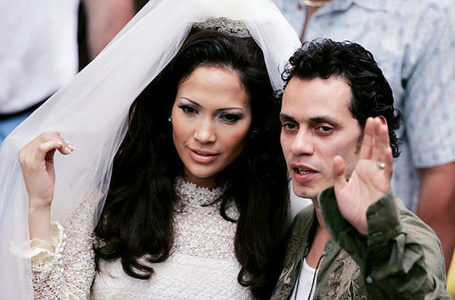 What day did Jennifer Lopez and Marc Anthony get married?