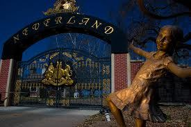 In which year did Michael Jackson buy his Neverland Ranch?