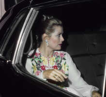 Princess Grace's life was tragically cut short in a car accident back in 1982
