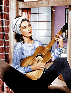 NAME THE SONG [Breakfast at Tiffany's]: Moon _____