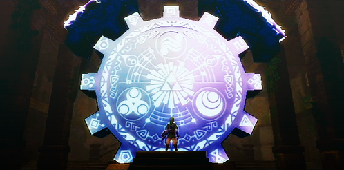 LEGEND OF ZELDA: SKYWARD SWORD - How many Gates of Time are there in the game?