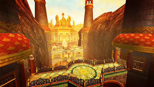 LEGEND OF ZELDA: SKYWARD SWORD - Which item is found here, in the Fire Sanctuary?