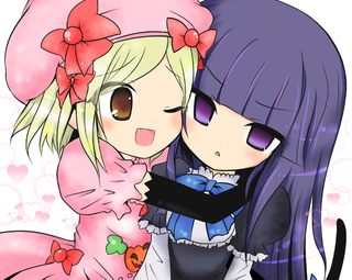 True or False? Bernkastel and Lambdadelta are lovers.