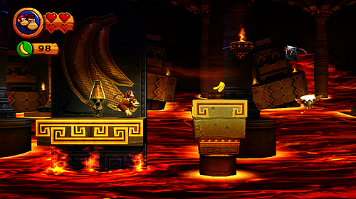 DONKEY KONG COUNTRY RETURNS - Which World is This?