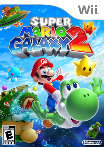 SUPER MARIO GALAXY 2 - When was the game released?