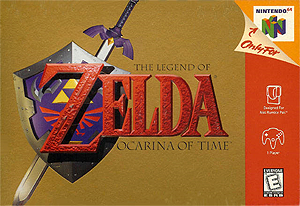 THE LEGEND OF ZELDA: OCARINA OF TIME - When was the game first released?