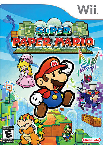 SUPER PAPER MARIO - When was the game first released?